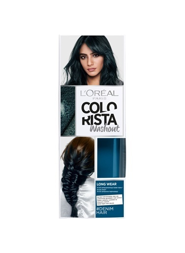 L'Oréal Paris L'Oréal Paris Colorista Washout Saç Boyası - Denim Mavi
